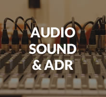 Audio / Sound / ADR