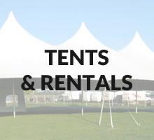 Tents & rentals