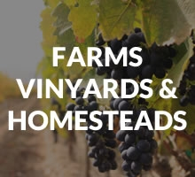 Farms / Vineyards / Homesteads