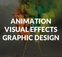 Animation / Visual Effects / Graphic Design