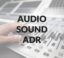 Audio / Sound - Adr