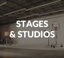Stages / Studios