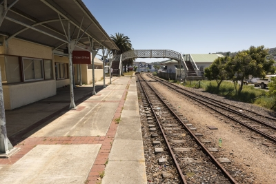 Knysna Train Station